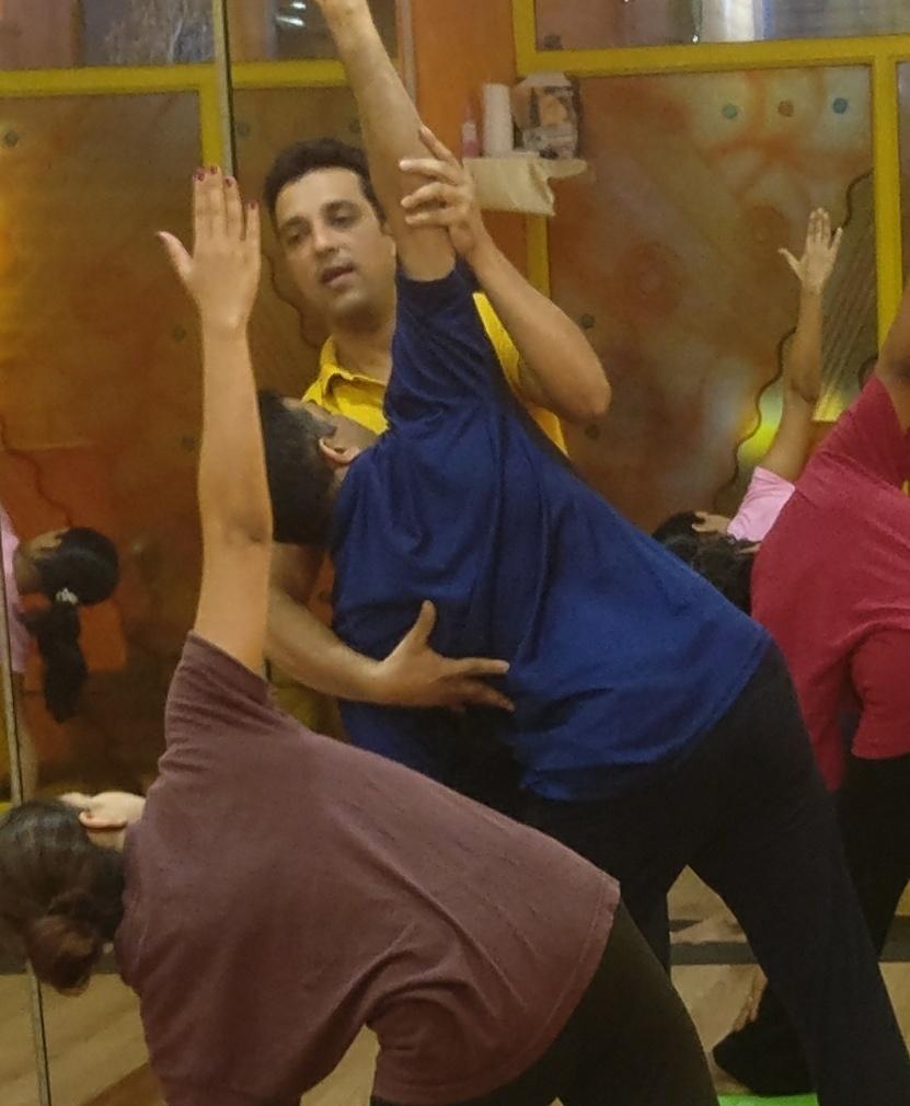 Top Yoga Trainer In Mumbai