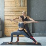 personal yoga trainer khar