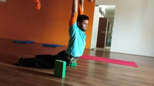 Online personal yoga Class