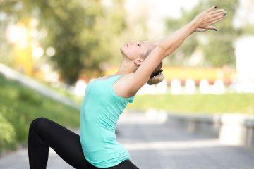 online yoga class in houston