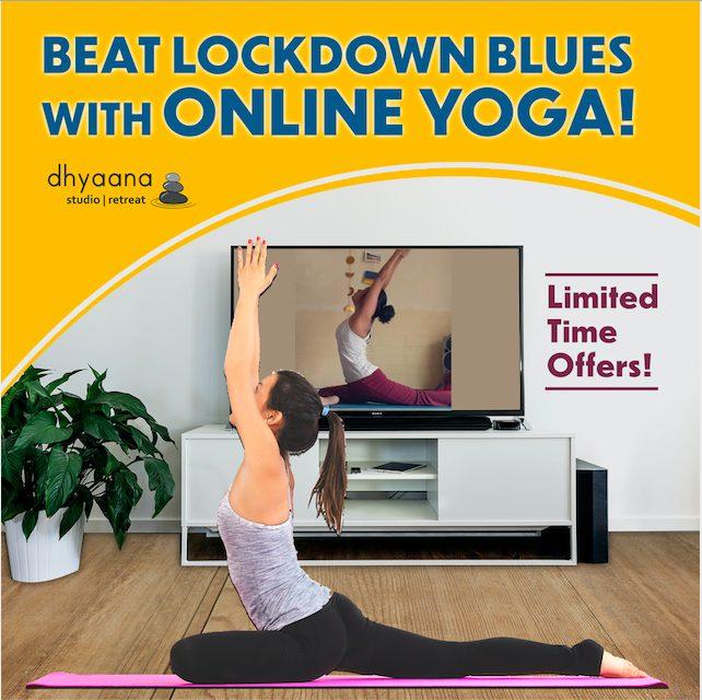 online yoga class in canada
