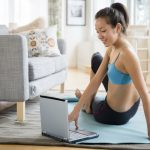 online yoga class and diet