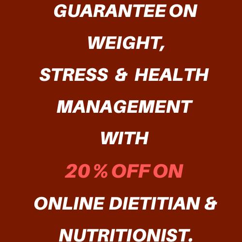 online dietitian nutritionist