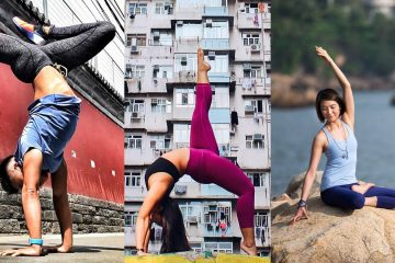 yoga in hong kong