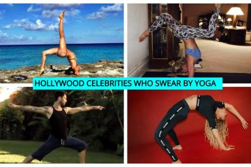 yoga for hollywood celebrities