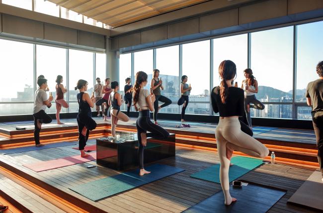 yoga classes in seoul