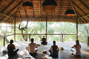 yoga class in south africa