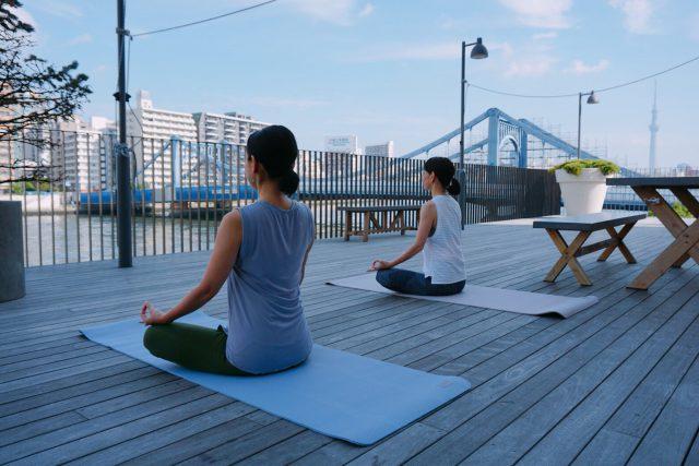 online yoga classes in tokyo