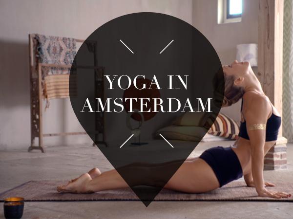online yoga class in amsterdam