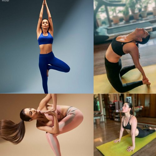 yoga for bollywood