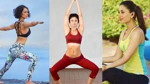 yoga for bollywood celebrities