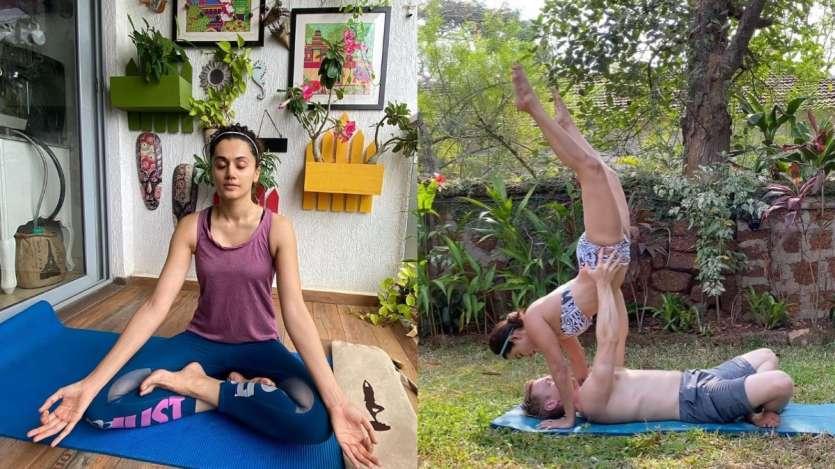 yoga for bollywood