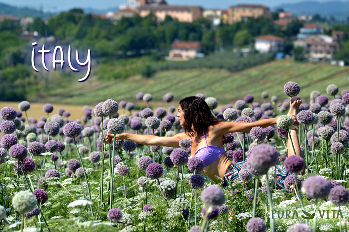 online yoga classes in italy