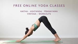 online yoga class noida