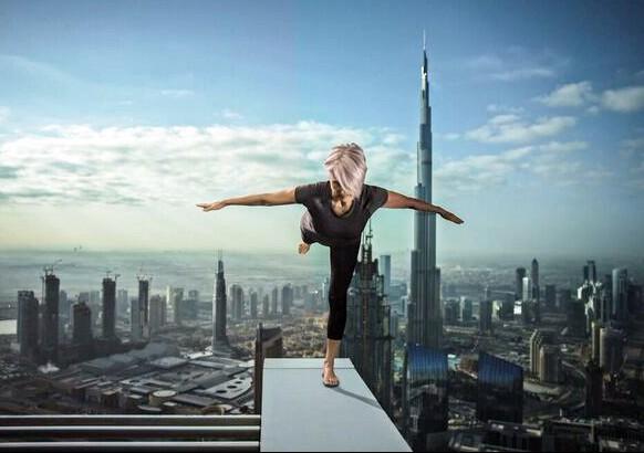 personal yoga trainer in dubai