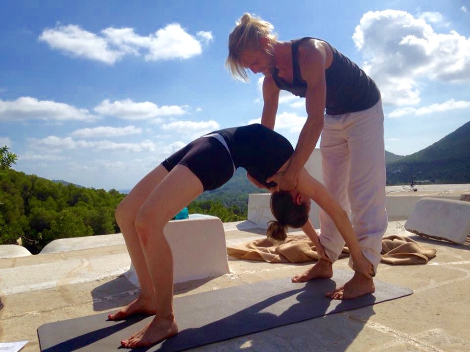 pesonal yoga teacher in south mumbai