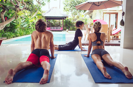 personal yoga teacher at home in south mumbai.