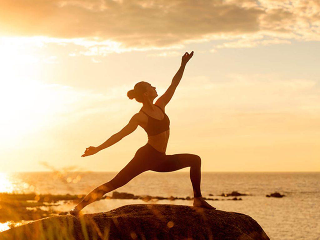 online yoga class poland
