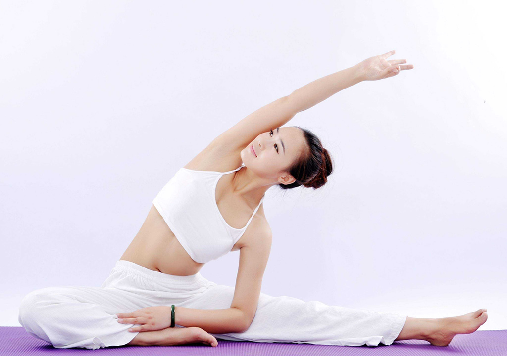 online yoga class Austria